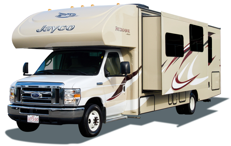 X-Large Motorhome (Picture by Fraserway.com)