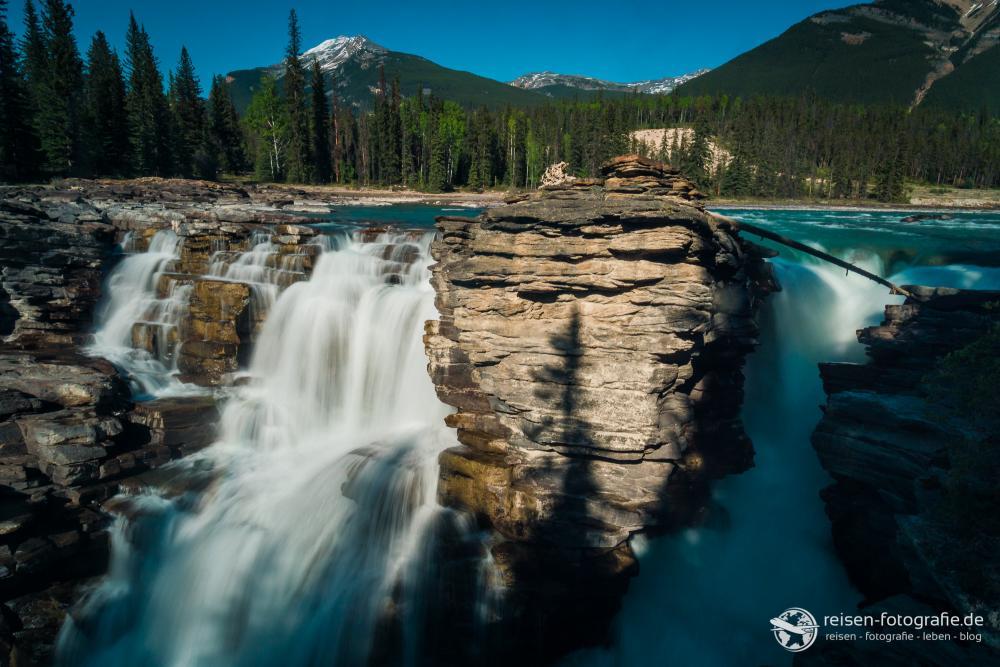 Wasserfall 2 im Japser National Park