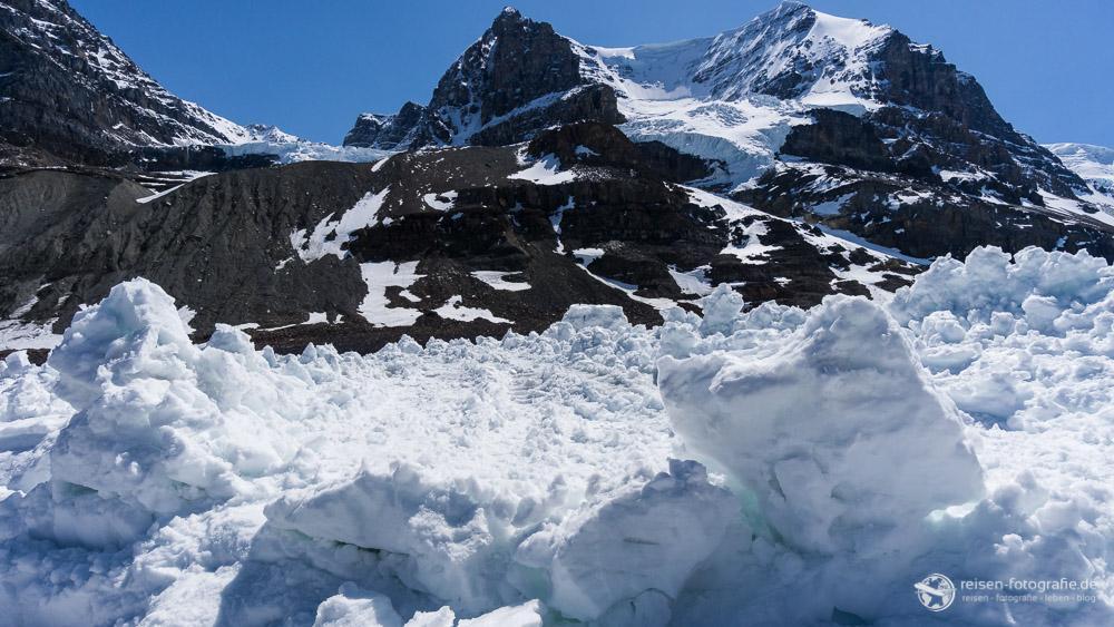 Eis, Schnee, Berge... wunderschön