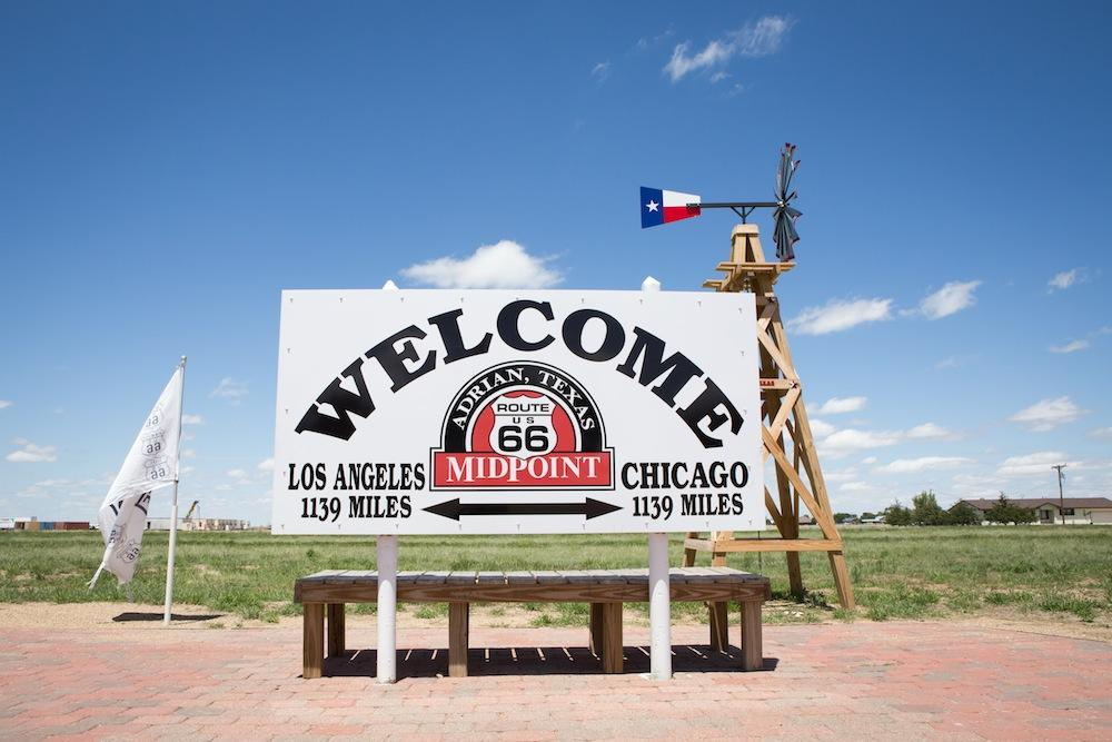 Midpoint Sign