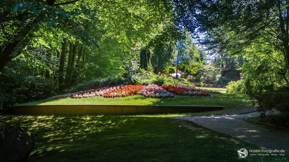 Blumenpark