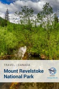 Mount Ravelstoke National Park