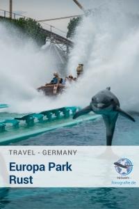 Europa Park Rust Pin