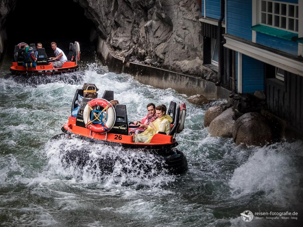 Fjord Rafting