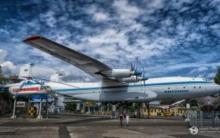 Antonov AN-22 im Technik Museum Speyer