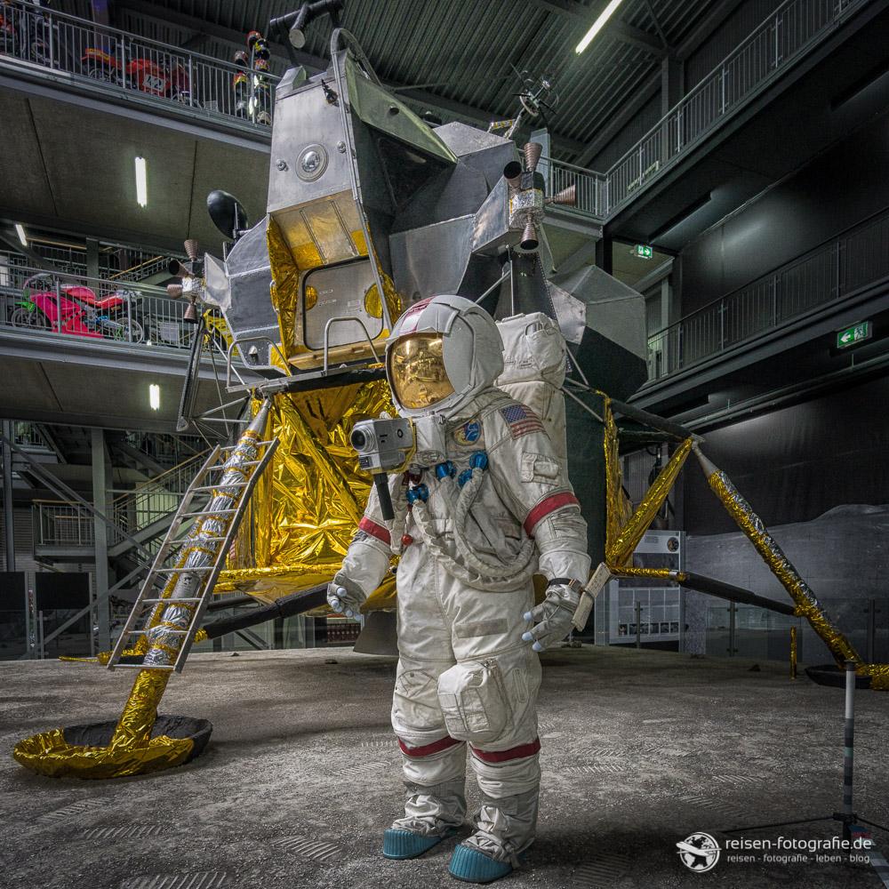Ein Stück Mondlandung