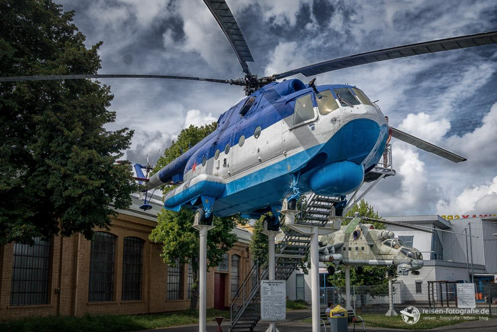 Mi 14 Hubschrauber