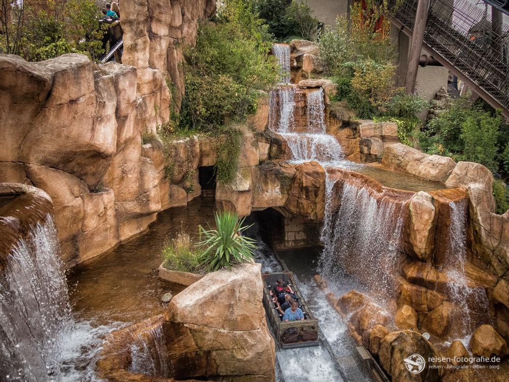 Chiapas Wasserbahn