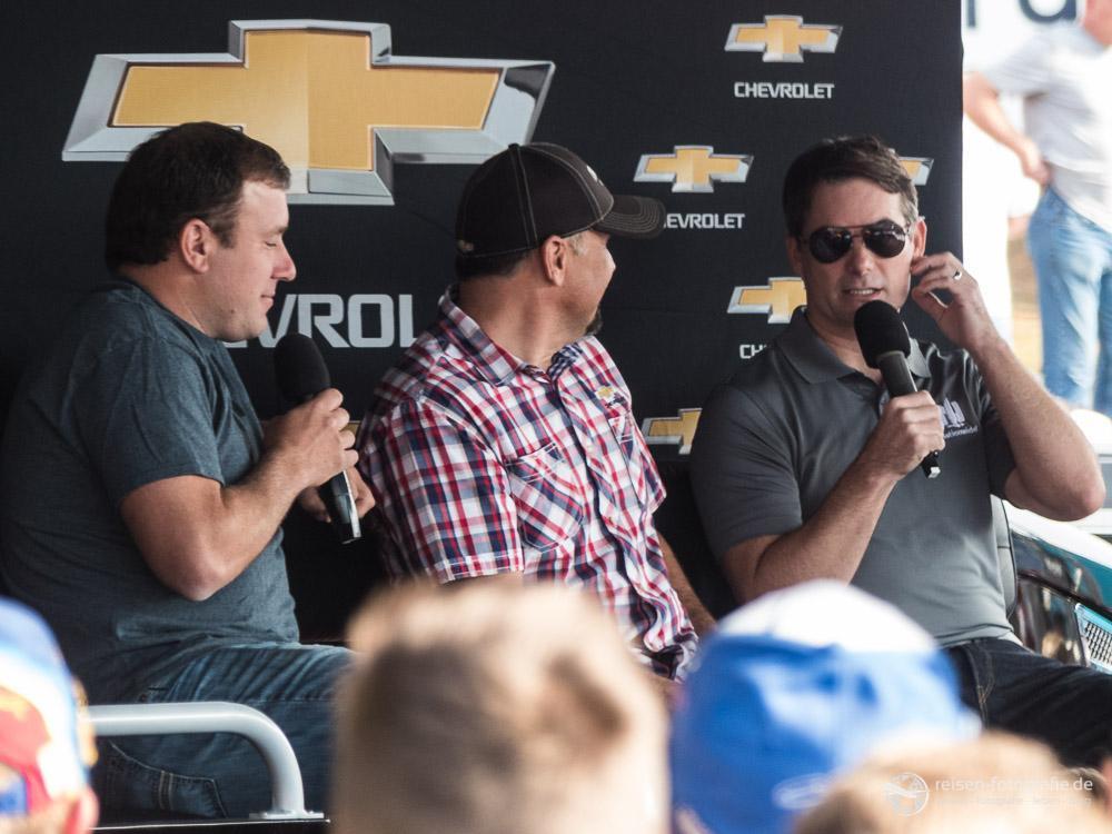Newman (links) und Gordon (rechts)