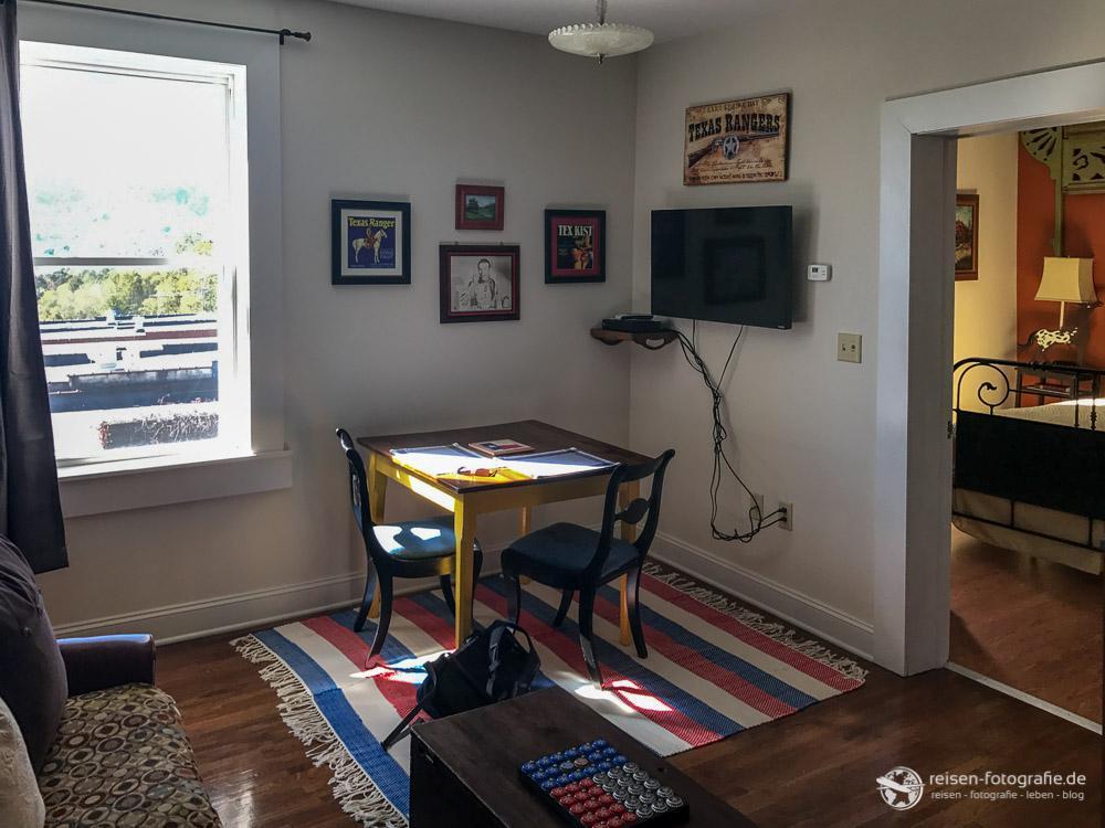 Unser Zimmer bzw. unsere Ferienwohnung