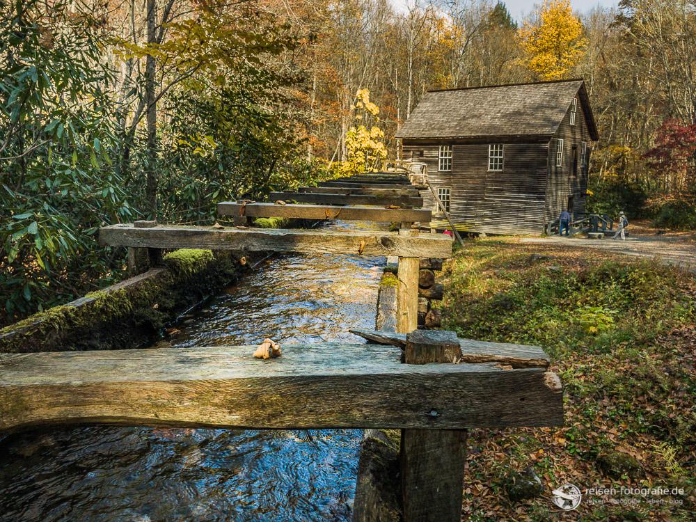 Mühle im National Park - iPhone 7 - Lightroom Mobile
