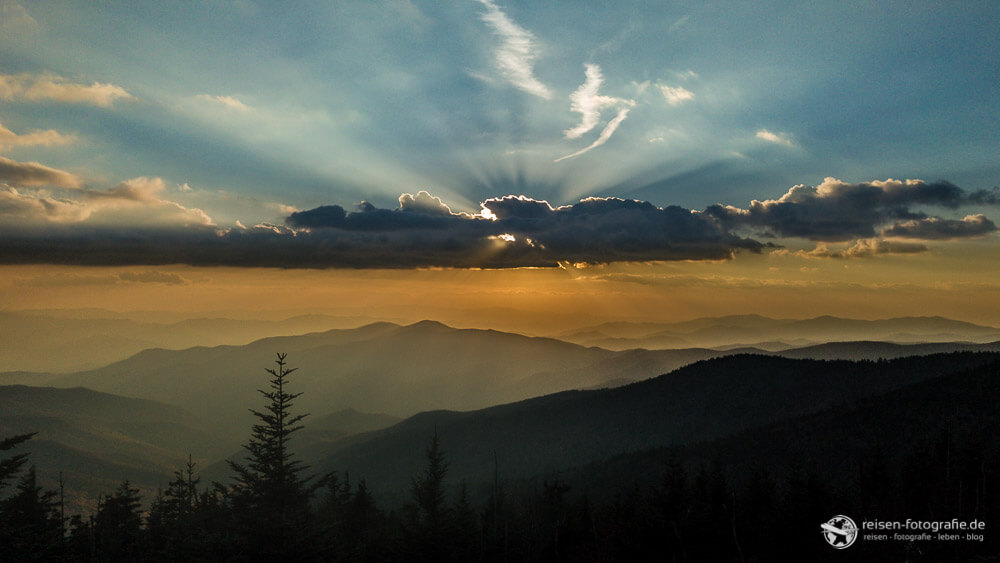 Sonnenuntergang - iPhone 7 - Lightroom Mobile