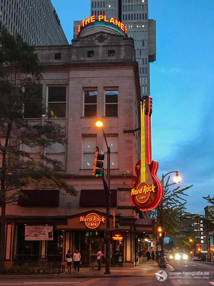 Schnappschuss am Hard Rock Cafe - iPhone 7 - JPG-Aufnahme