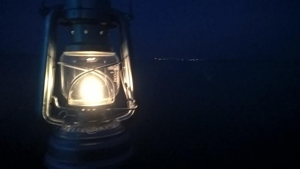 Lumia mit wenig Licht