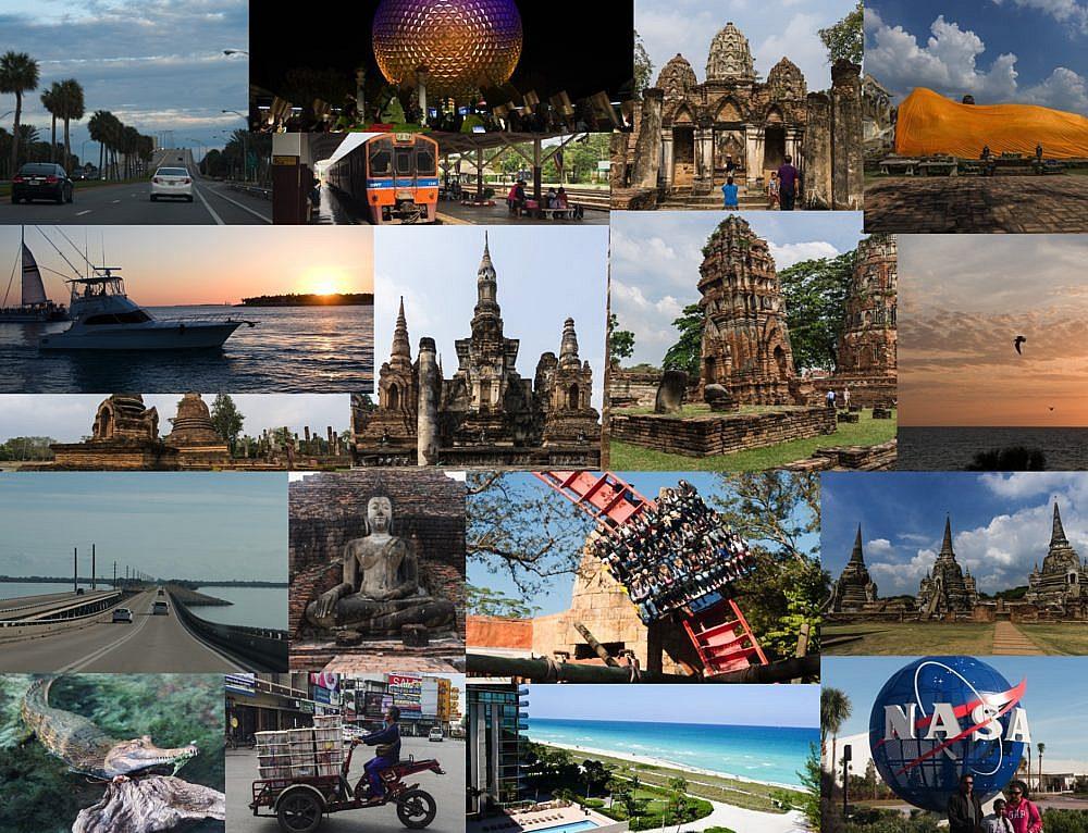 Unsere Reisepläne für 2017
