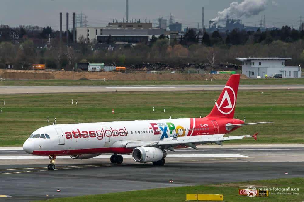Atlas Airbus A321