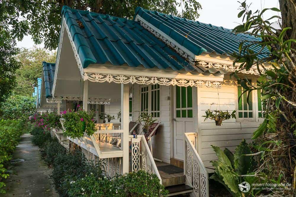 Unser Haus im Baan Luang Haarn Guesthouse