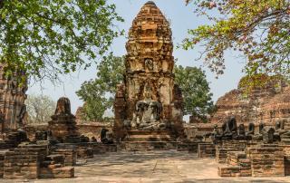 Tempel Tour Ayutthaya