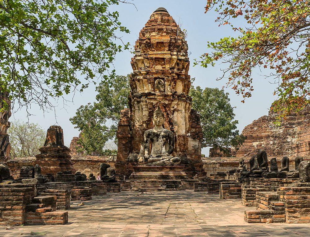 Ayutthaya Tempel Tour – 3 Tage Kultur pur