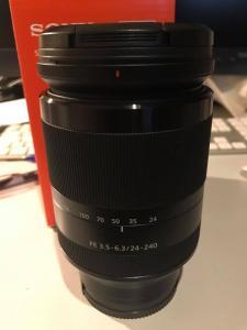 Sony FE 24-240 f3,5-5,6 OSS