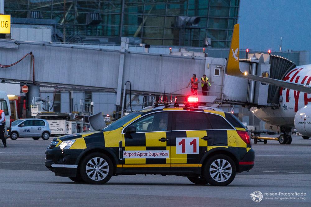 Airport Apron Supervisor