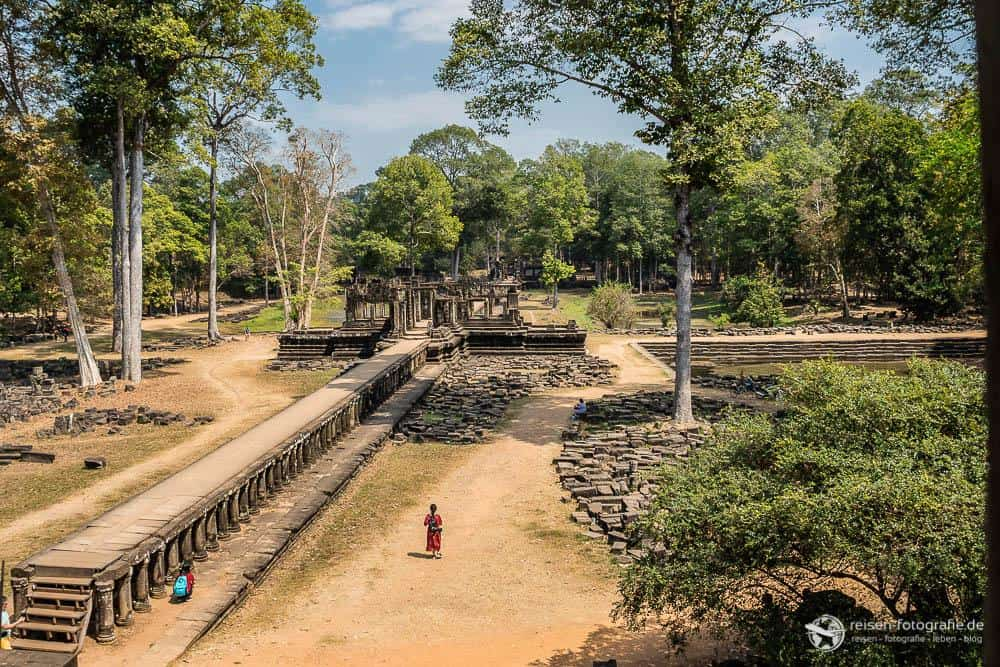 Steh zum Phimeanakas Tempel