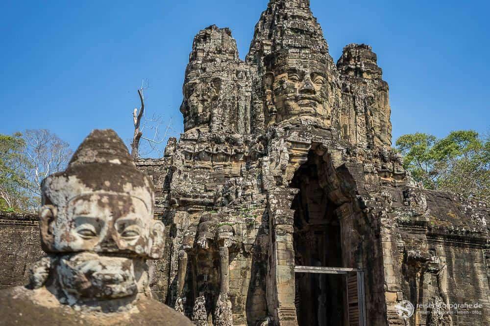 Südtor nach Angkor Thom