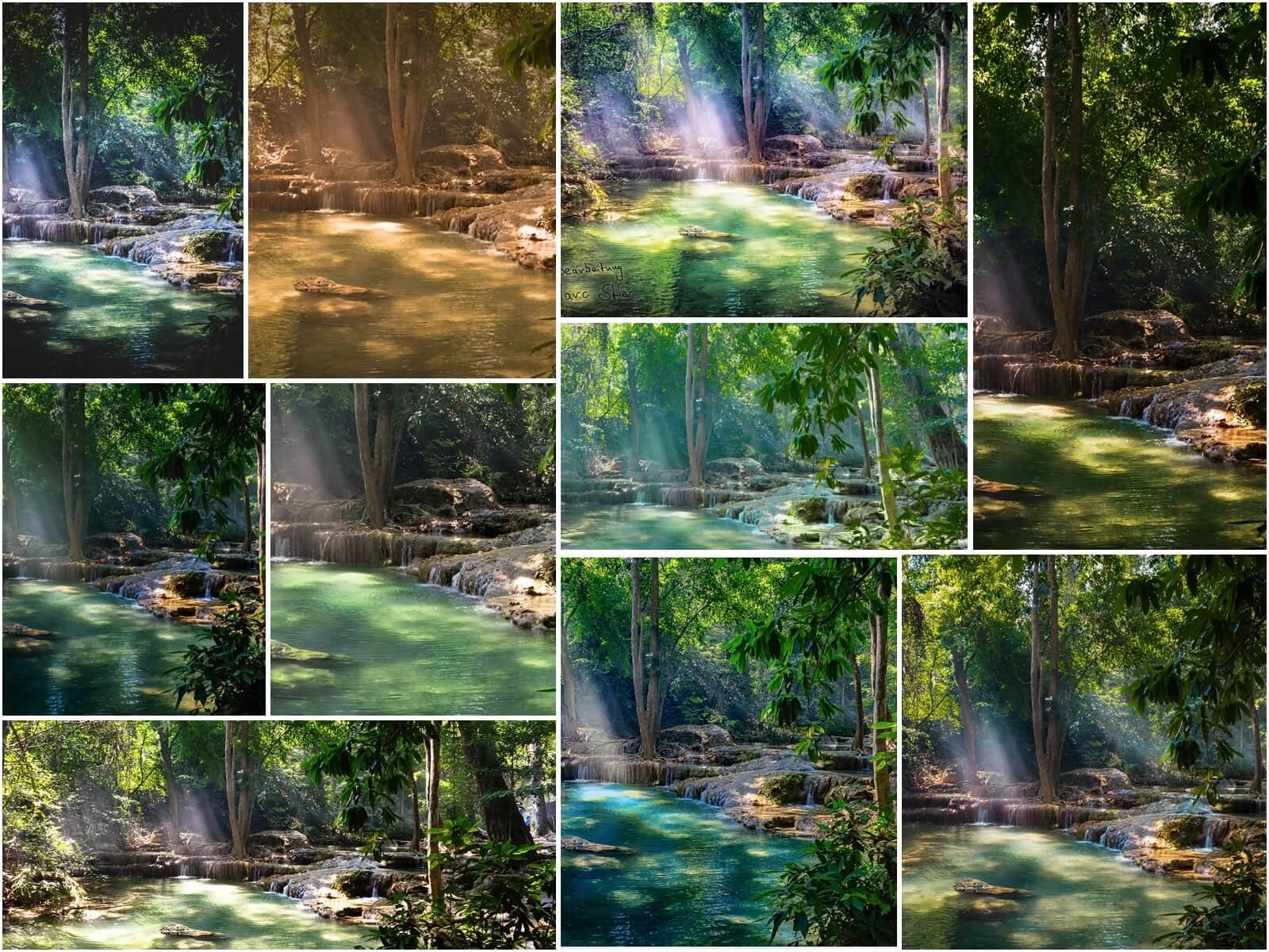Fotobearbeitungs Challenge 4 - Zusammenfassung