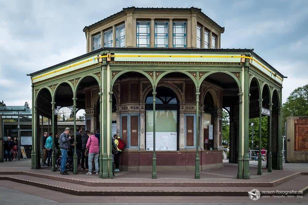 Kassen Pavillon