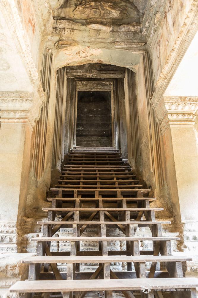 Abenteuerliche Treppen