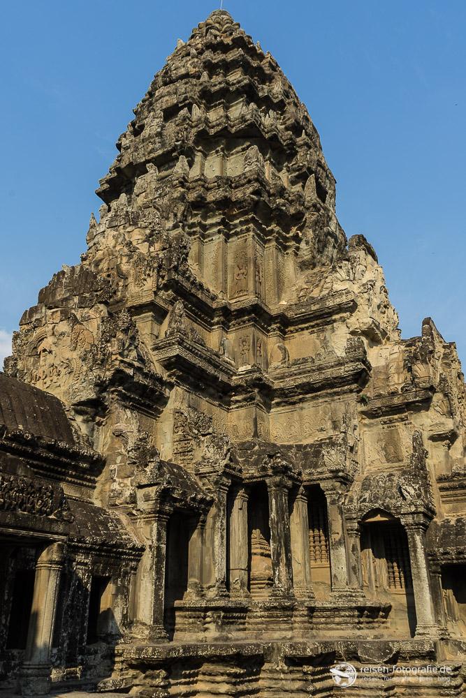 Zentraler Turm in Angkor Wat