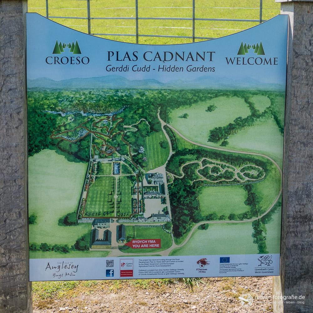 Hidden Garden Plan