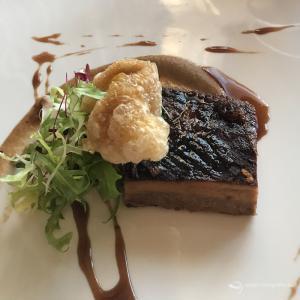 Essen im Llandudno Bay Hotel