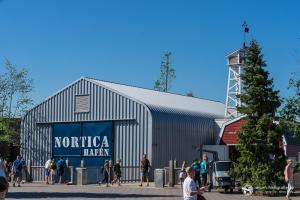 Eingang in den Themenbereich Nortica