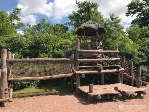 Zoo Amneville Anlagen