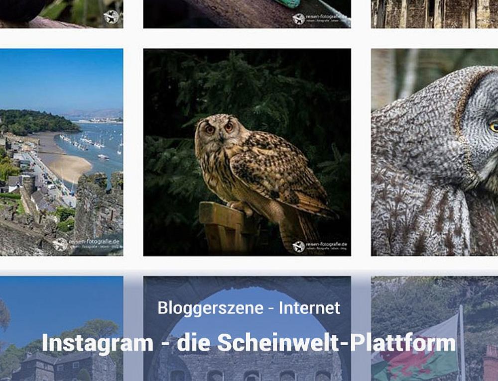 Instagram – ein persönliches Fazit zur Scheinwelt-Plattform