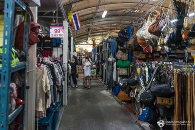 Baan Wanglang Markt