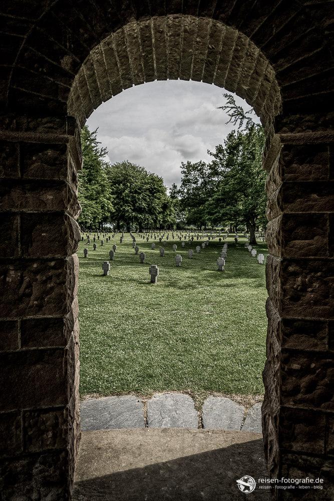 Friedhof von Recogne bei Bastogne