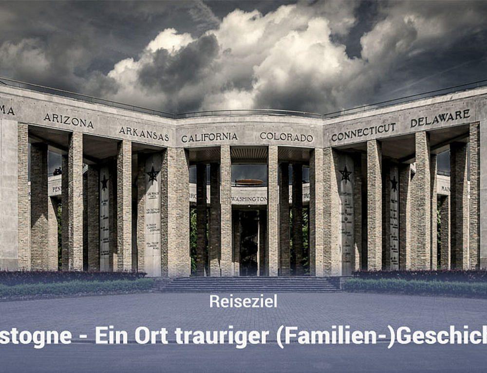 Bastogne – ein Ort trauriger Familien-Geschichte