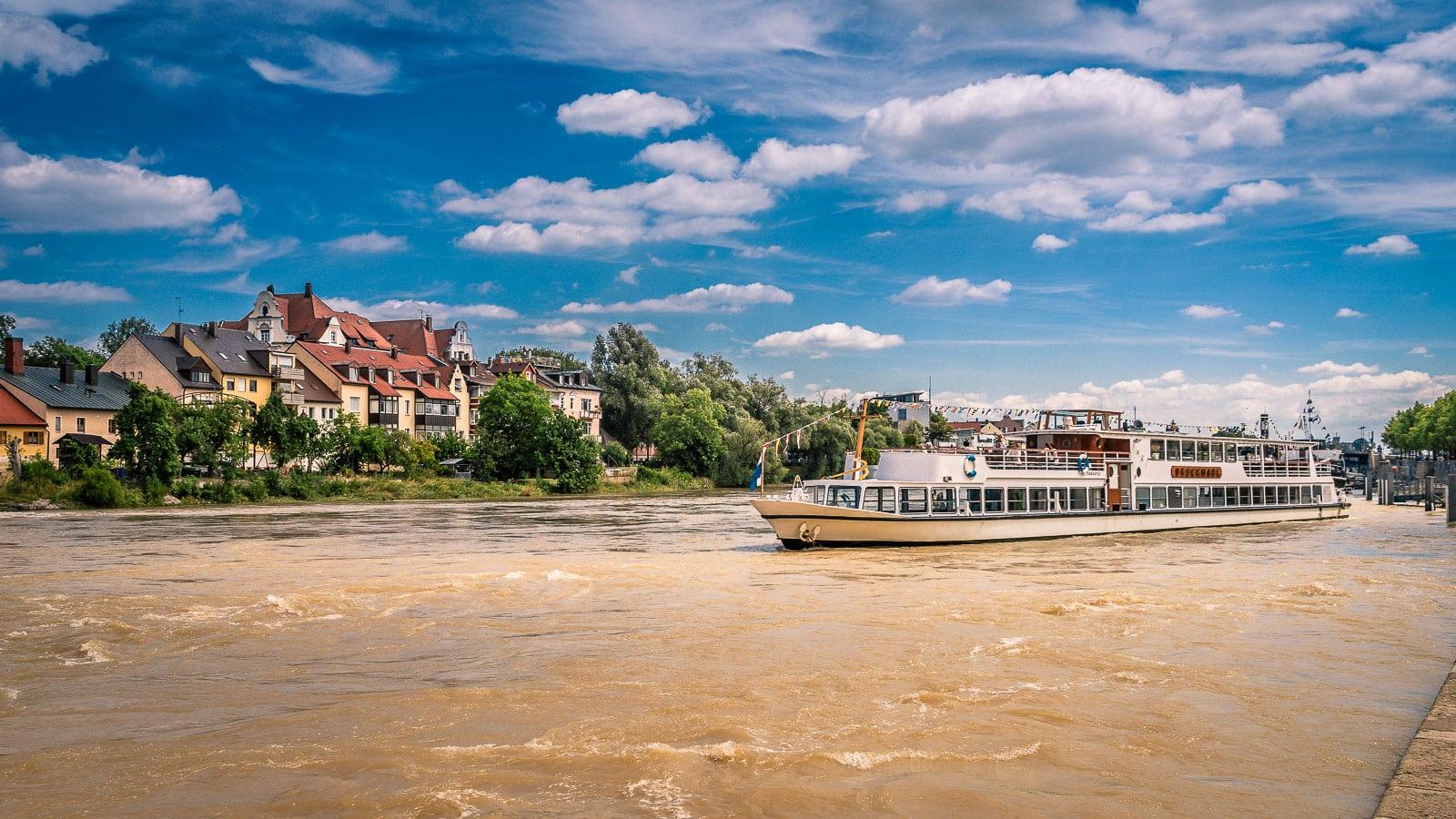 Regensburg Titelbild