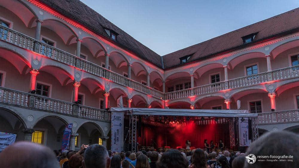 Arkadenhof des Thon Dittmer Palais