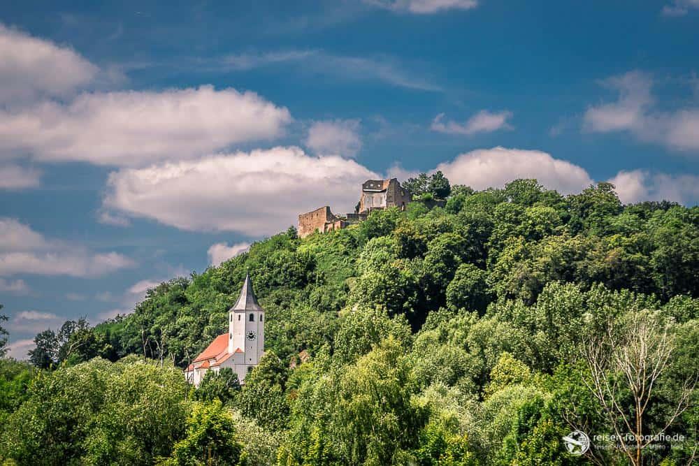 Donau Aussichten