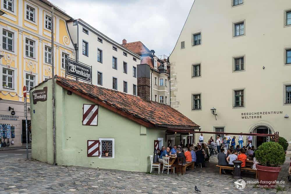 Histortische Wurstküche Regensburg