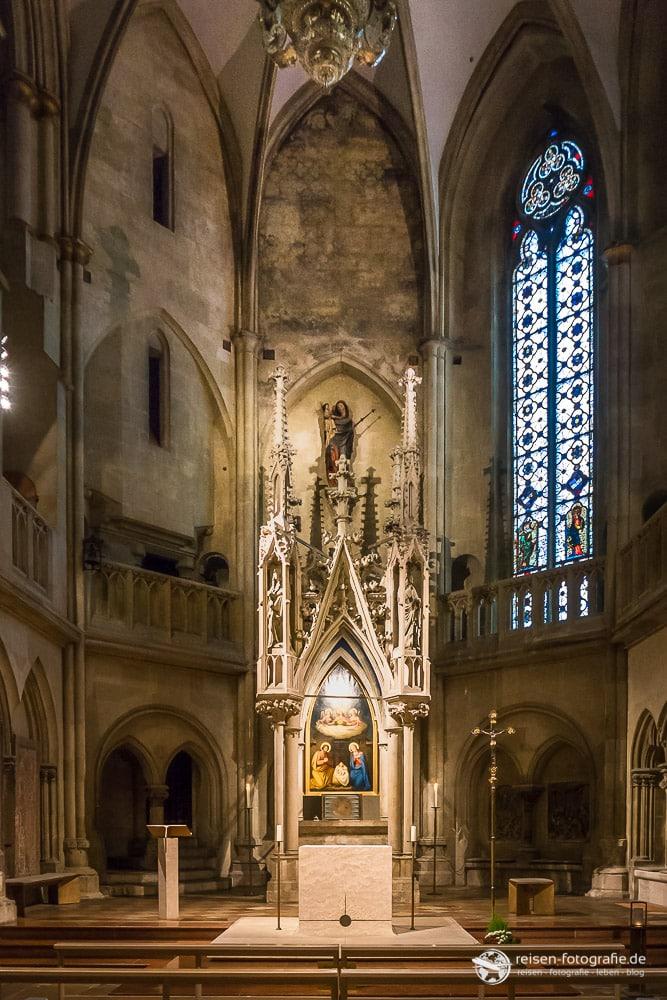 Seitenkapelle im Regensburger Dom