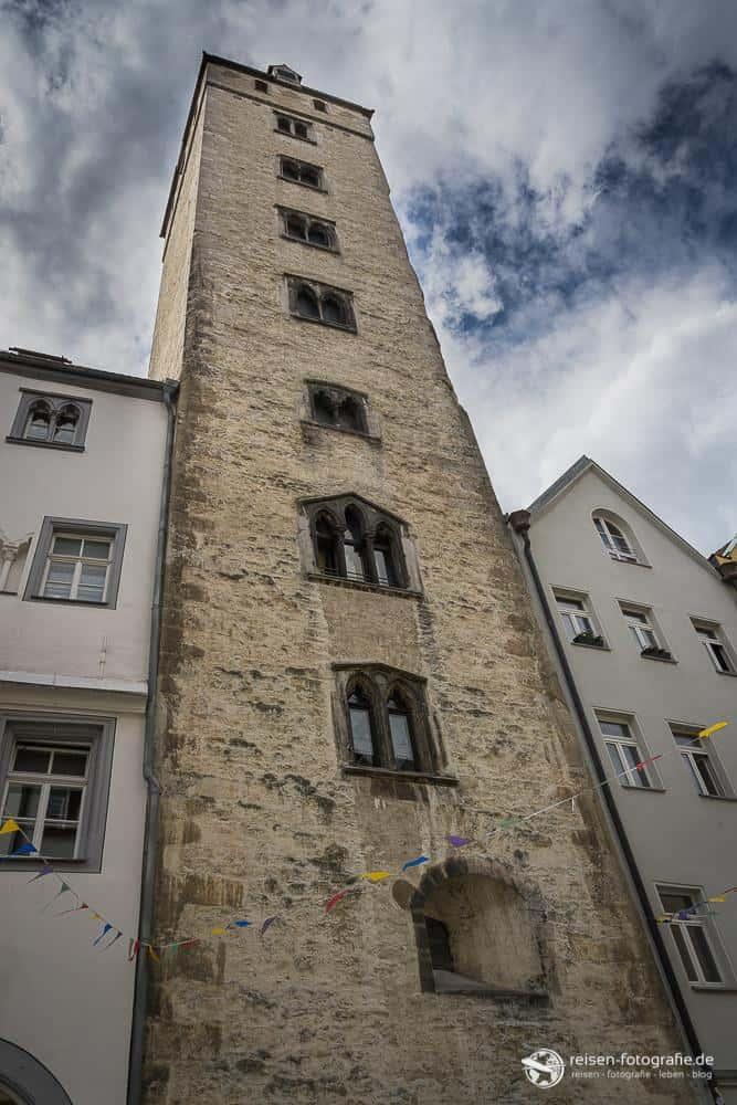 Patrizierturm in Regensburg