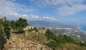 Syedra Ruinen