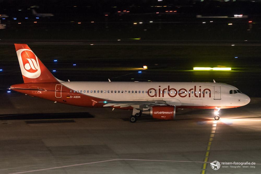 Air Berlin, die Letzte... (aus der Hand)