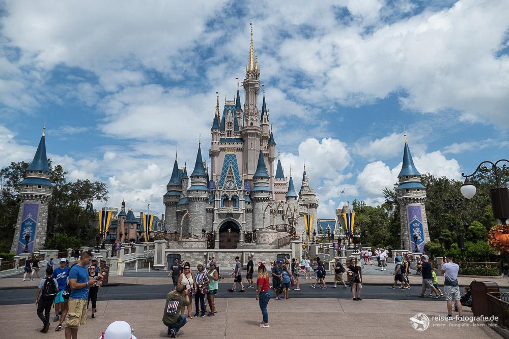 Magic Kingdom - Cinderellas Schloß