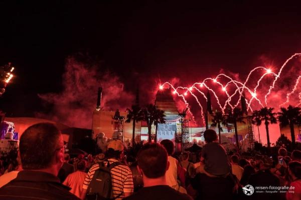 Feuerwerk Hollywood Studios