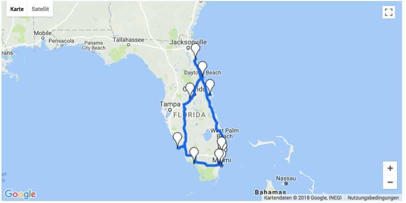Florida Route 2017
